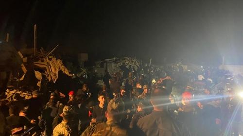 Ermenistan Gence ve Mingeçevir'i hedef aldı: 20'den fazla ev yıkıldı