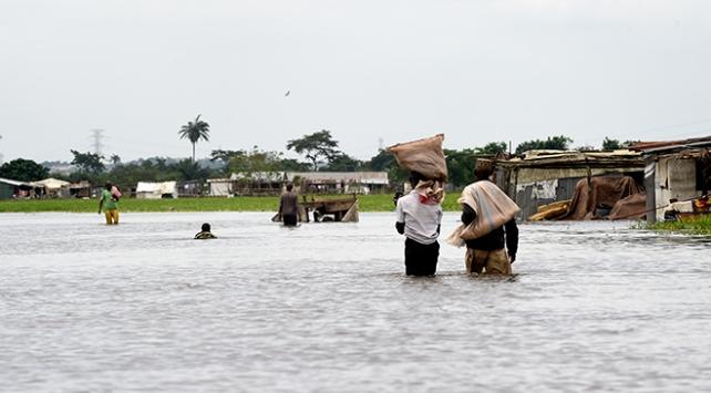 Nijeryada sel felaketinde can kaybı 185e çıktı