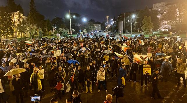 Bulgaristanda hükümet karşıtı protestolar 100. gününde