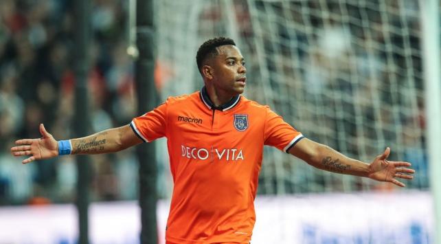 Santos bir hafta önce anlaştığı Robinhonun sözleşmesini askıya aldı