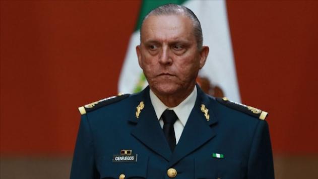 Eski Meksika Savunma Bakanı, ABDde uyuşturucu kaçakçılığına yardım etmekle suçlandı