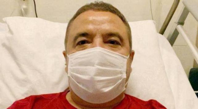 Muhittin Böcek 2 aydır hastanede tedavi görüyor