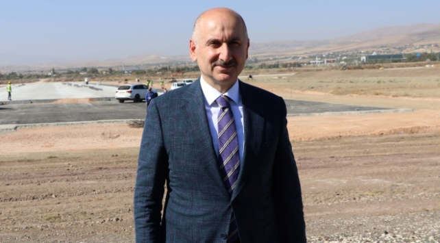 Bakan Karaismailoğlu: 5 yeni havalimanı projesiyle havada gücümüz daha da artacaktır