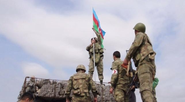 Azerbaycan Ordusu'nun hedefi tarihi Şuşa kenti