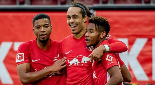 Leipzig deplasmanda kazandı