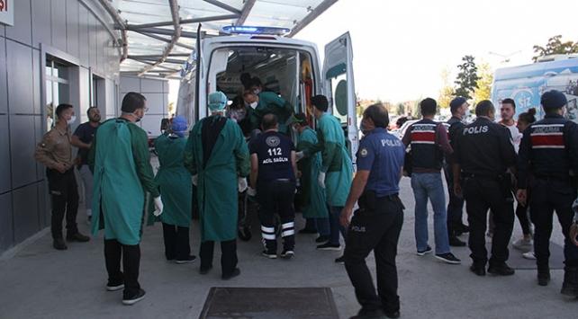 Konyada silahlı kavga: 2 ölü, 5 yaralı