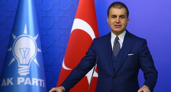 AK Parti Sözcüsü Çelik: Ermenistanı destekleyenler katliamların asıl suçlusudur