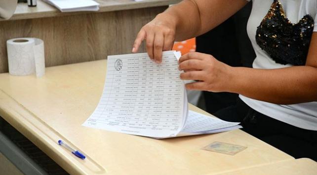 KKTCde Cumhurbaşkanı seçiminde ikinci tur