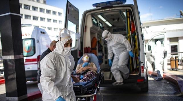 Koronavirüsle mücadelede son 24 saatte yaşananlar