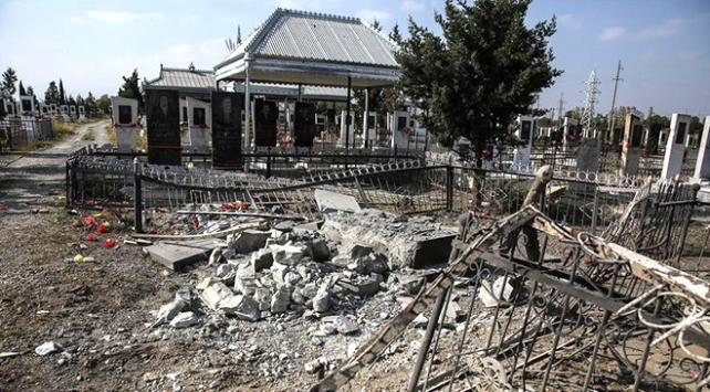 Ermenistan ateşkesi yine bozdu