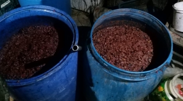 Adanada 1055 litre sahte içki ele geçirildi