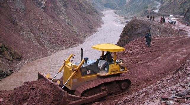Pakistanda toprak kayması: 16 ölü