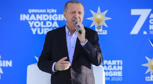 Cumhurbaşkanı Erdoğan: Minsk Üçlüsü Ermenistana silah veriyor