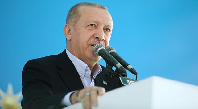 Cumhurbaşkanı Erdoğan: Sandık ve demokrasi dışında hiçbir meşruiyet alanı yoktur