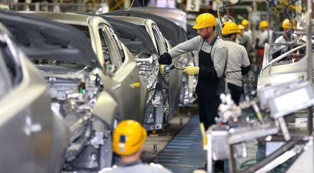 Otomotiv sektörü salgın döneminde de hız kesmedi