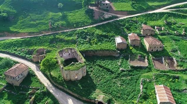 Santa Harabeleri kesin korunacak hassas alan olarak tescillendi