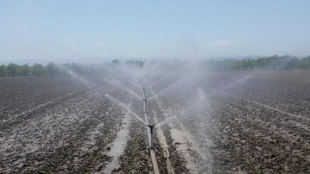 Bursa, Kocaeli ve Yalovada sulama sezonu tamamlandı