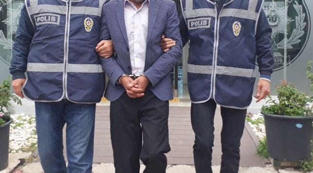 Hakkında 72 suç kaydı olduğu belirlenen zanlı tutuklandı