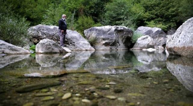 Hikayesiyle hüzünlendiren Ersizlerdere Kanyonu tabiat parkı oldu