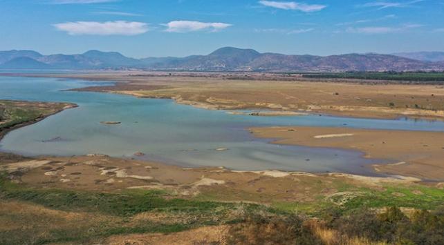 İzmirin içme suyu barajlarında doluluk oranı azaldı