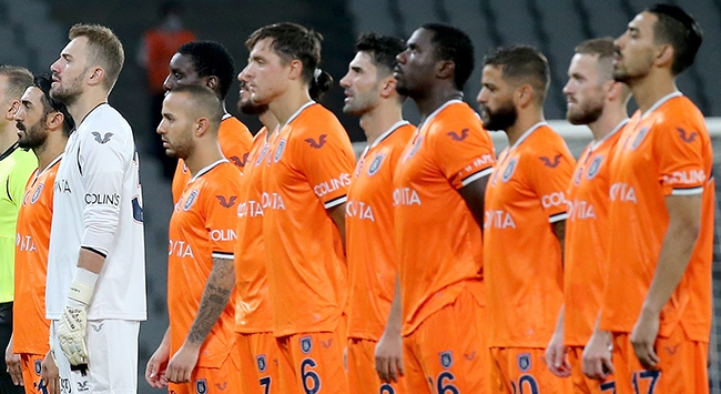 Başakşehir Avrupada 31. maçına çıkacak