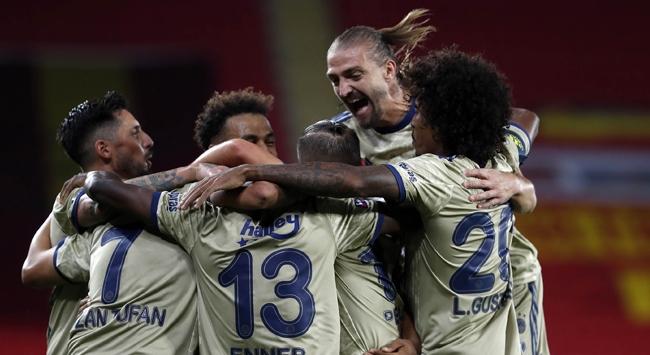 Fenerbahçeden son 5 sezonun en iyi başlangıcı
