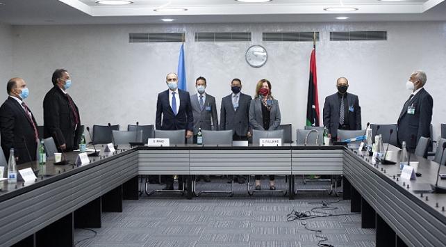 Cenevrede Libya ortak askeri komite toplantılarının 4üncü turu başladı