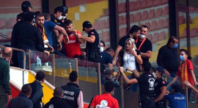 Kulüpler Birliği Berna Gözbaşıya yapılan saldırıyı kınadı