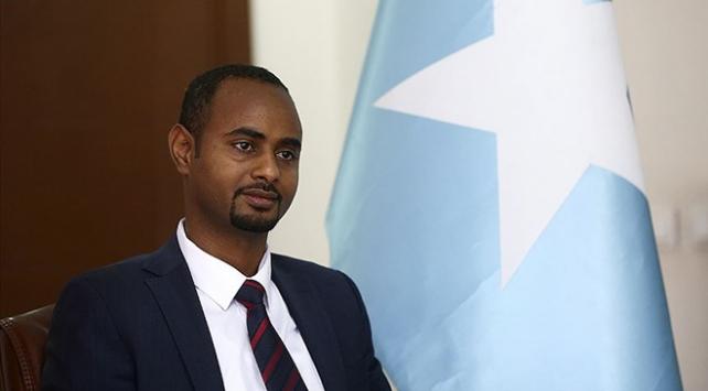 Türkiye mezunu Abdulkadir Muhammed Nur Somalide bakan seçildi