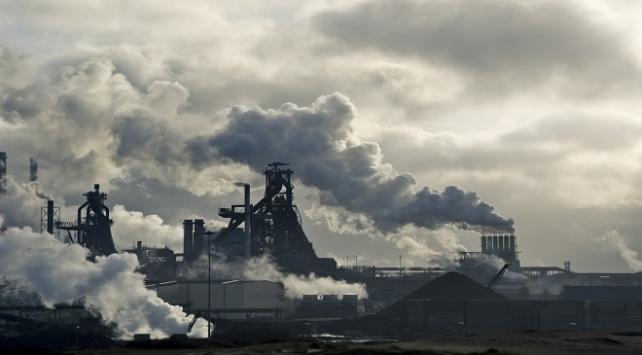 Küresel karbon emisyonlarında beklenen düşüş oldu