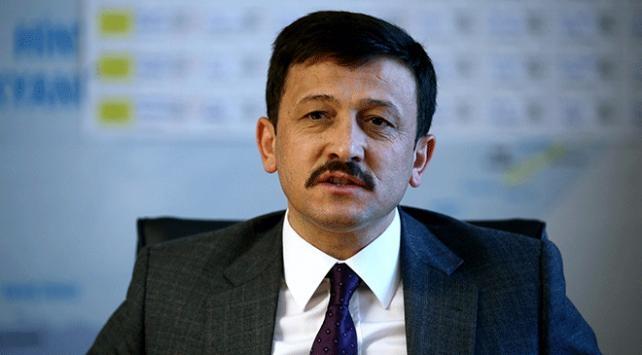 AK Parti Genel Başkan Yardımcısı Dağın COVID-19 testi pozitif çıktı