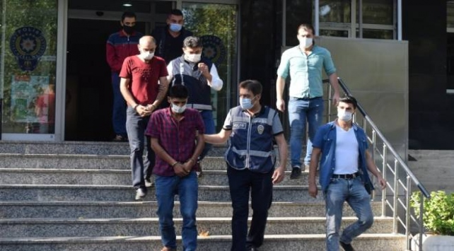 Lübnanlı iş adamını kaçırdıkları iddia edilen 3 kişi tutuklandı