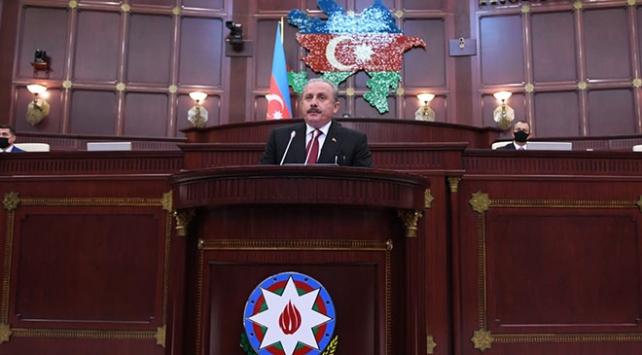 Şentop: AGİT Minsk grubunun beyin ölümü gerçekleşmiştir