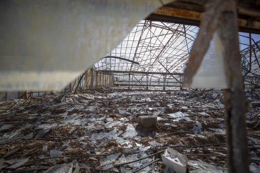 Antalyada fırtınanın neden olduğu hasarın yaraları sarılmaya çalışılıyor