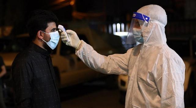 Irakta koronavirüsten ölenlerin sayısı 10 bin 366ya çıktı