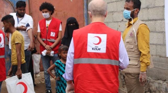 Türk Kızılay personeline Yemende silahlı saldırı