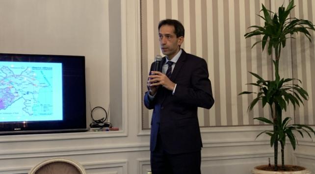 Azerbaycanın Paris Büyükelçisi: Ermenistan savaş suçu işliyor
