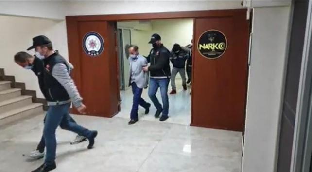 Sakaryada uyuşturucu operasyonunda 10 tutuklama