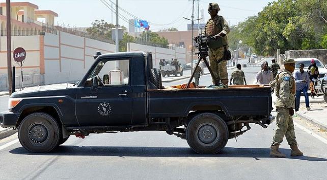 Somalide Eş-Şebaba operasyon: 19 ölü