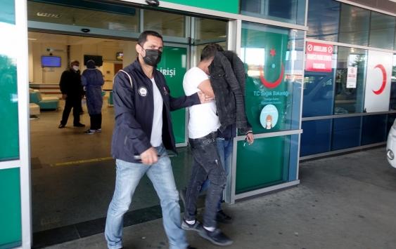 Kırklareli merkezli terör örgütü PKK operasyonunda 5 zanlı yakalandı