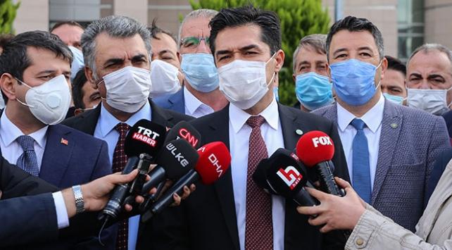 İyi Parti İstanbul İl Başkanı Kavuncudan Özdağ hakkında suç duyurusu
