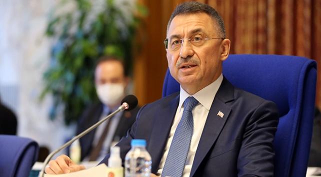 Cumhurbaşkanı Yardımcısı Oktay: 2021 bütçesi güçlü Türkiyenin bütçesidir