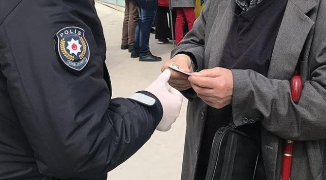 Şişlide son 2 günde 110 kişiye koronavirüs cezası