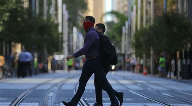Avustralyanın başkentinde 104 gün sonra yeniden vaka görüldü