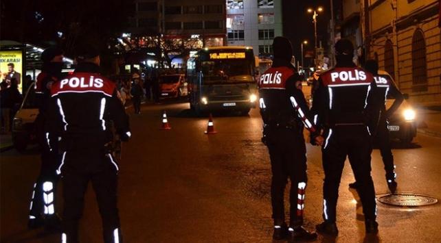İstanbulda aranan 468 şüpheli yakalandı
