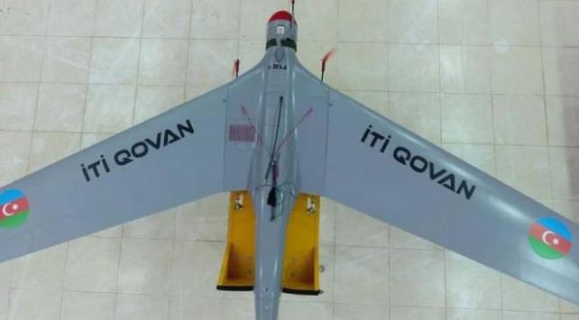 Azerbaycan seri üretime geçti: İti Qovan