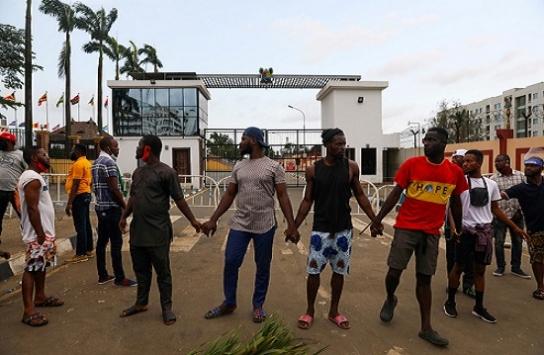 Nijeryada iki eyalette daha sokağa çıkma yasağı ilan edildi