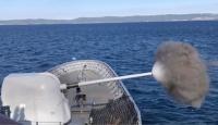 """MSB'den denizlerde de """"tam isabet"""" paylaşımı"""