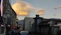 Artvin'de Mercek bulutları ilgi çekti