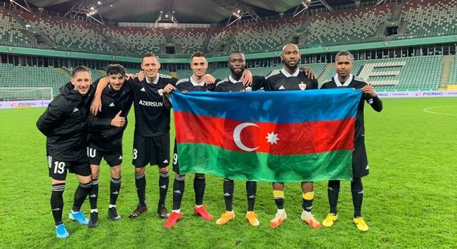 Karabağ Avrupa Ligi maçını İstanbulda oynayacak
